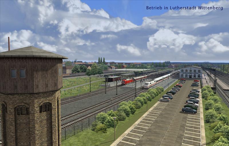 Berlin Wittenberg Wittenberg station 01