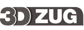 logo 3dzug grau k logo