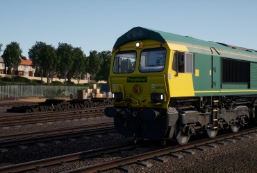 Class 66 Freightliner