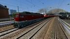 [132 356] Bauzug 76242 nach Stolberg