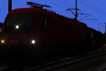 R4260 nach Salzburg HBF Teil 1
