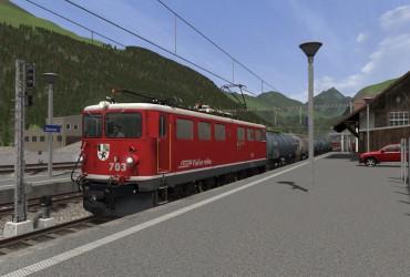 TS2021 Scenario - Samedan Oil