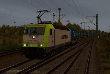 [K-Trains] Captrain/ITL Baureihe 186 151-7