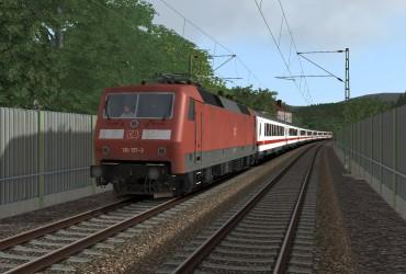 IC 1116 nach Dortmund bis Köln