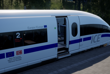 ICE 3M (BR406): Europa Livery