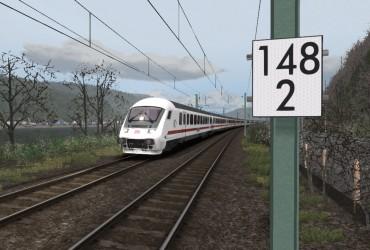 IC 2312 Stuttgart - Hamburg Altona Teil 2