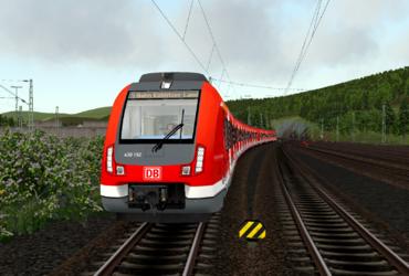 Überführung S-Bahn Köblitzer Land - Teil 3/4 (Koblenz - Trier)