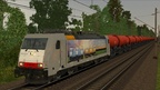 """CT BR186 240 """"The World of Traxx/ TWoT"""" Repaint"""