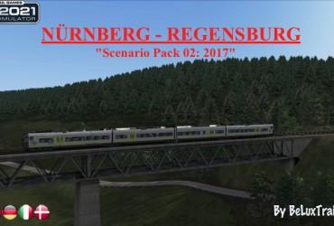 "Aufgaben-Paket 02 ""Nürnberg-Regensburg (Upgrade)"""