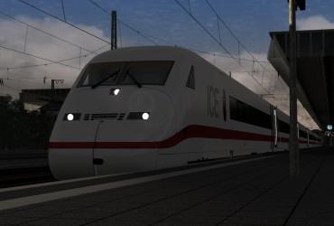 [WKP] - ICEs auf der Rollbahn Teil 1: ICE 1028 Köln Hbf - Hamburg-Altona
