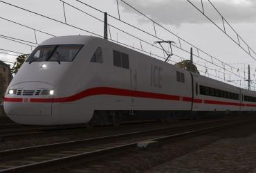 ICE 76 nach Hamburg-Altona