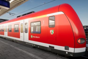 BR423: S-Bahn Köln - v2.0
