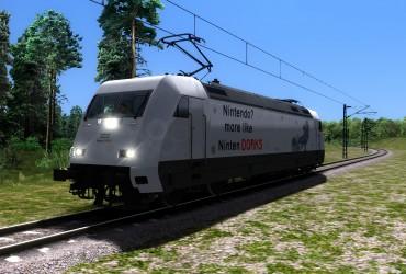 vR BR101 NintenDORKS-Repaint