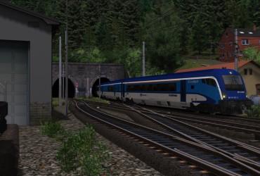 [DOME] Railjet 256 Vindobona Teil 2