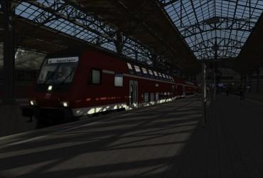 [143Fan] RE8 nach Hamburg Hbf