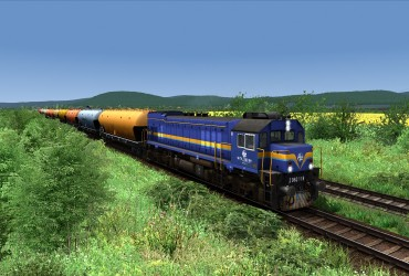 Replacement Sound Diesellokomotive HŽ 2062 Version 1.0