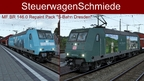 [STWS] MF BR 146.0 Repaint Pack S-Bahn Dresden