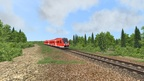 RE5 nach Bad Spendau