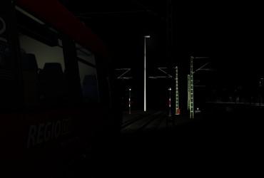 [Dson] RB 59442 - Ein Herbstmorgen mit der Werdenfelsbahn