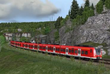 RB 11920 - Rheinlandbahn nach Köln