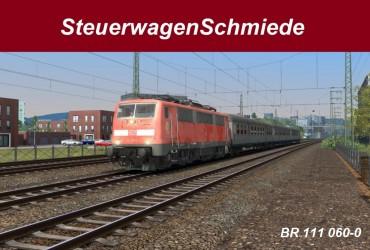 """[STWS] BR 111 060-0 """"betriebsverschmutzt"""""""