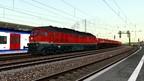 [132 535] Bauzug 92395 nach Hamburg