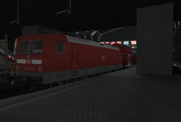 TS2021 Scenario - Sbahn Ahrensburg