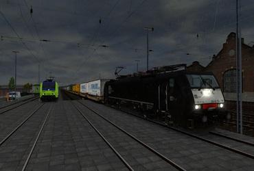 KLV 43541 nach Basel
