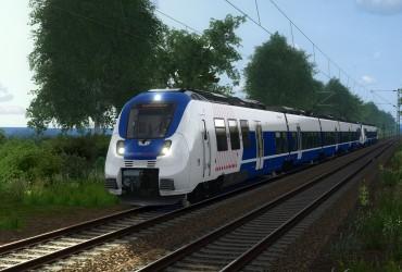 [S] RB 32414   Die Rhein-Wupper-Bahn am Morgen