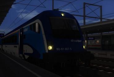 [DOME] Railjet 256 Vindobona Teil 1