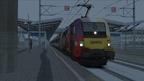 [TS2600] Im Winter in den Süden (IC 533)