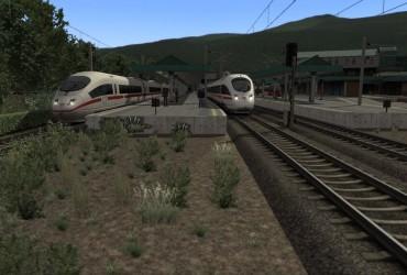 [chr.train] ICE193 über die Grenze