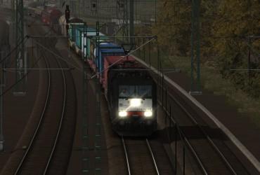 BR189  Mischer nach Koblenz