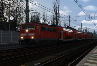 [NG] Der alte RE 3 - 24314 nach Hamburg