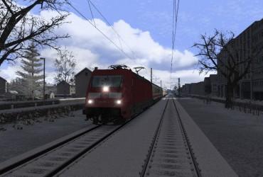 IC 2023 nach Frankfurt am main Hbf (Teil 2)