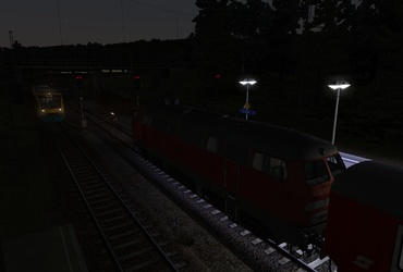 (patrick-tau) RE St Rudolf – Rinkenstadt ODEG Ersatzverkehr