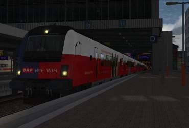[DOME] Railjet Xpress 265 Teil 1