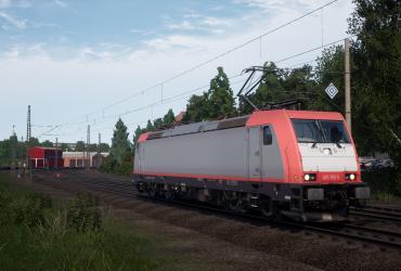 BR185.5 Beacon Rail