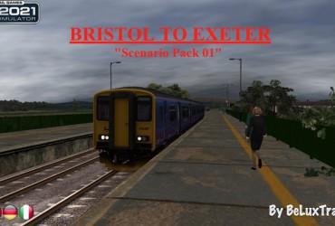 """Aufgaben-Paket 01 """"Bristol-Exeter"""""""