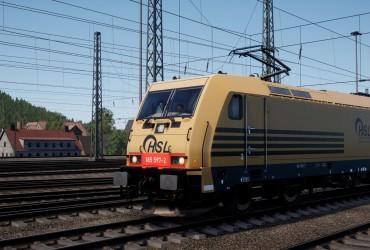 BR 185 HSL