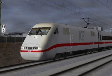 [JF] ICE 1020 nach Kiel Hbf