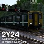[blk11] 2Y24 16:12 Bristol Parkway - Weston-super-Mare