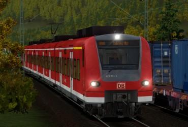 [TrainFW] RB81 (12239) nach Koblenz Hbf (2009)