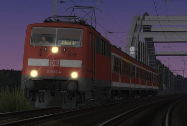 Regionalexpress nach Koblenz Hbf