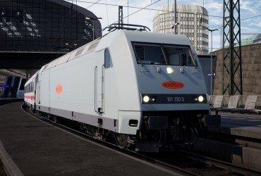101 130-3 Metropolitan & DB