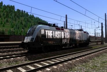 THE LAST OF US PART II Railjet Loks