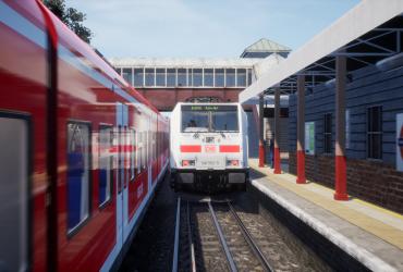Der Tag Der Deutsch-Englischen Bahn