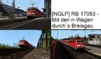 [NGLP] RB 17053 - Mit den n-Wagen durchs Breisgau