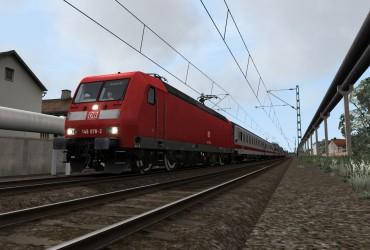 TS2021 Scenario - The Race Train