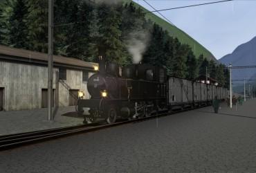 TS2021 Scenario - [G3/4] Freight for Solis